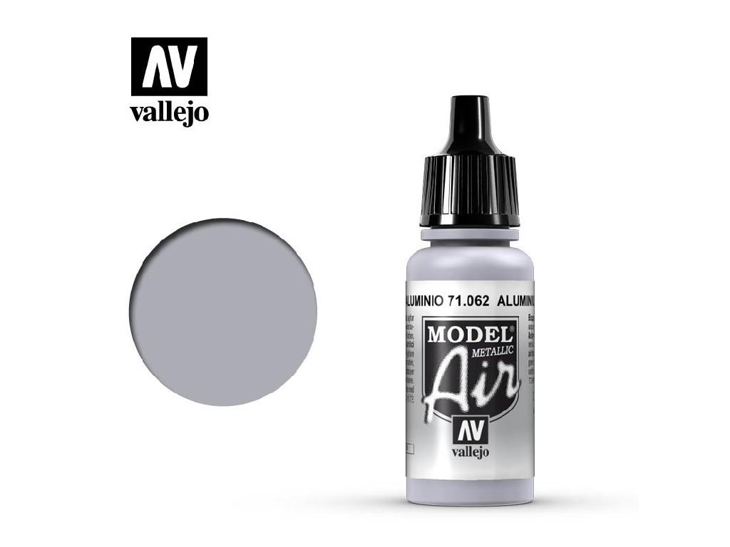 Vallejo Model Air - Aluminium 17 ml. 71062