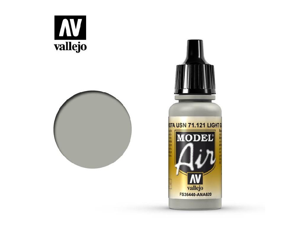 Vallejo Model Air - Light Gull Gray 17 ml. 71121