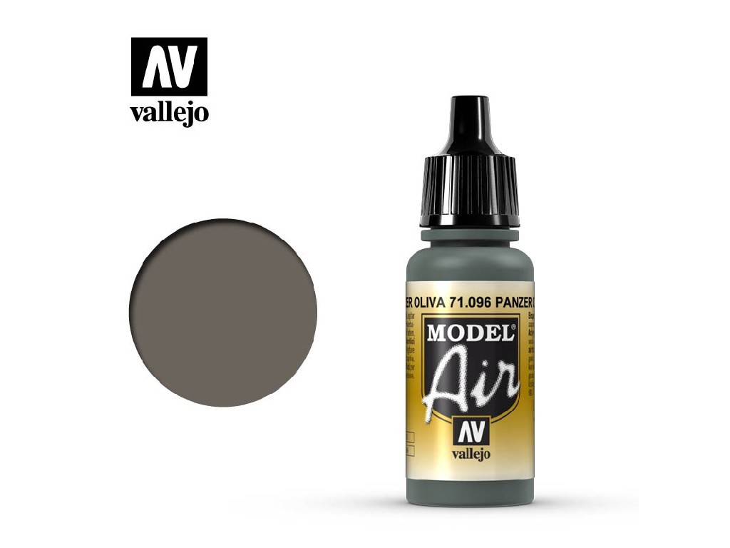Vallejo Model Air - Olive Grey 17 ml. 71096