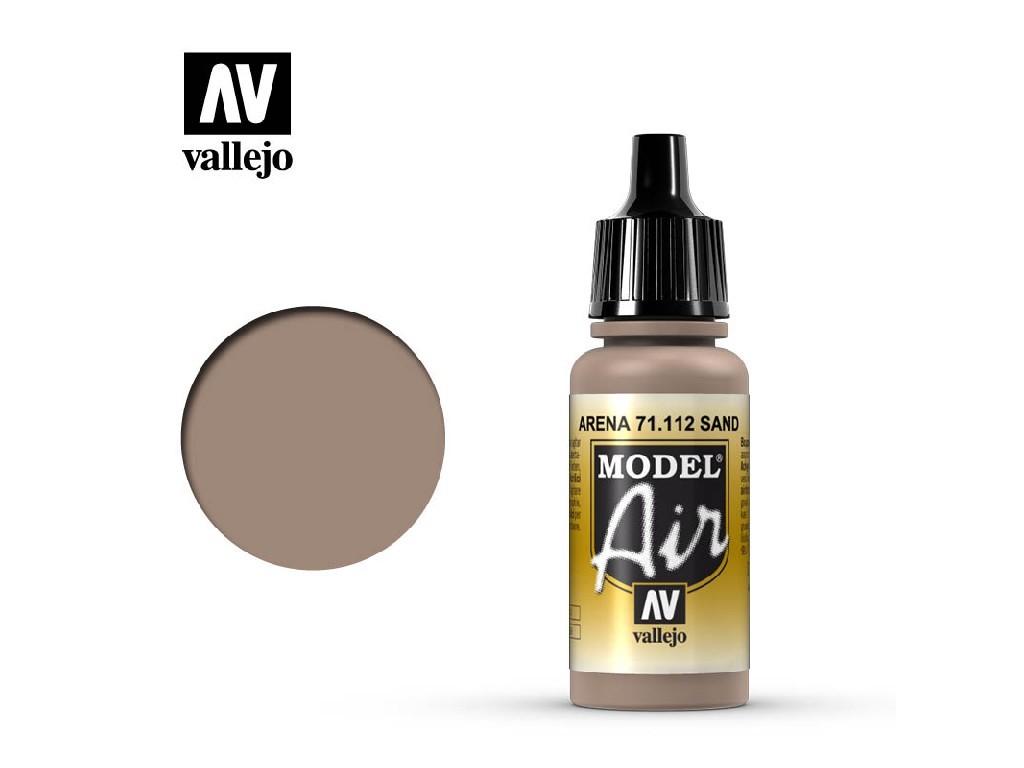 Vallejo Model Air - Sand 17 ml. 71112
