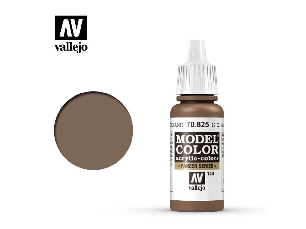 Vallejo Model Color - 144 German Cam. Pale Brown 17 ml. 70825