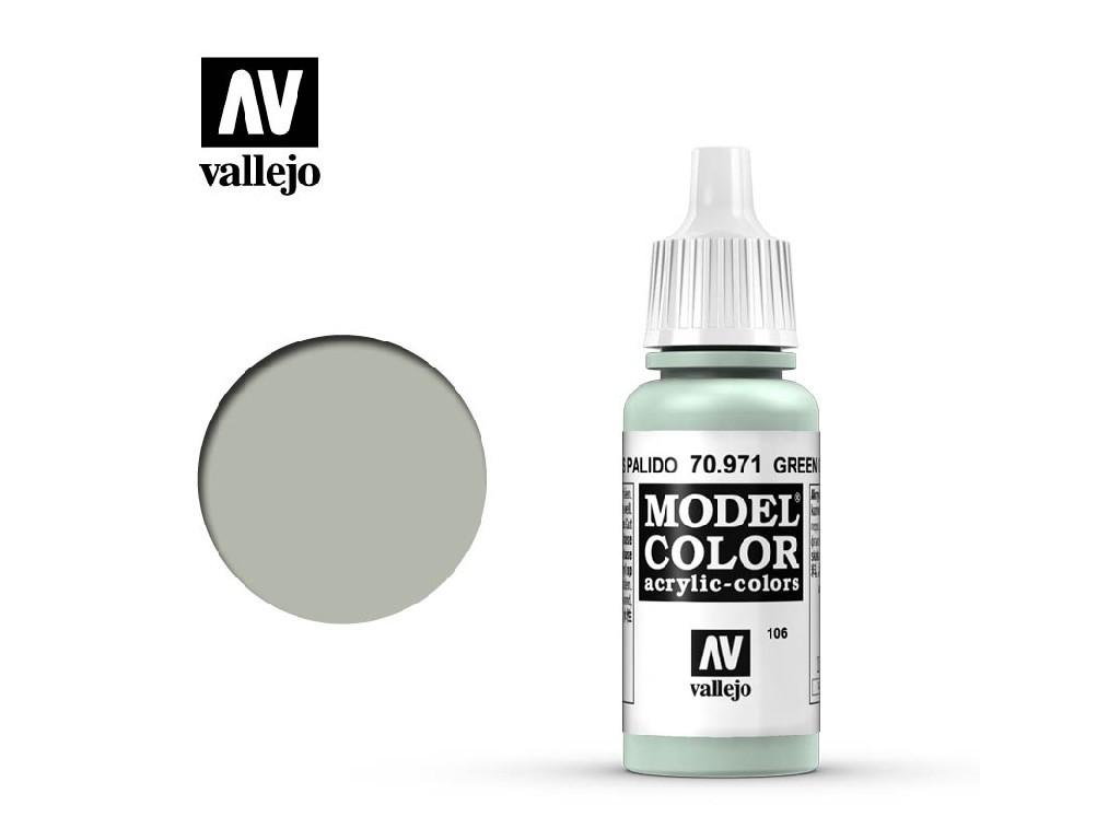 Vallejo - Model Color 106 Green Grey 17 ml. 70971