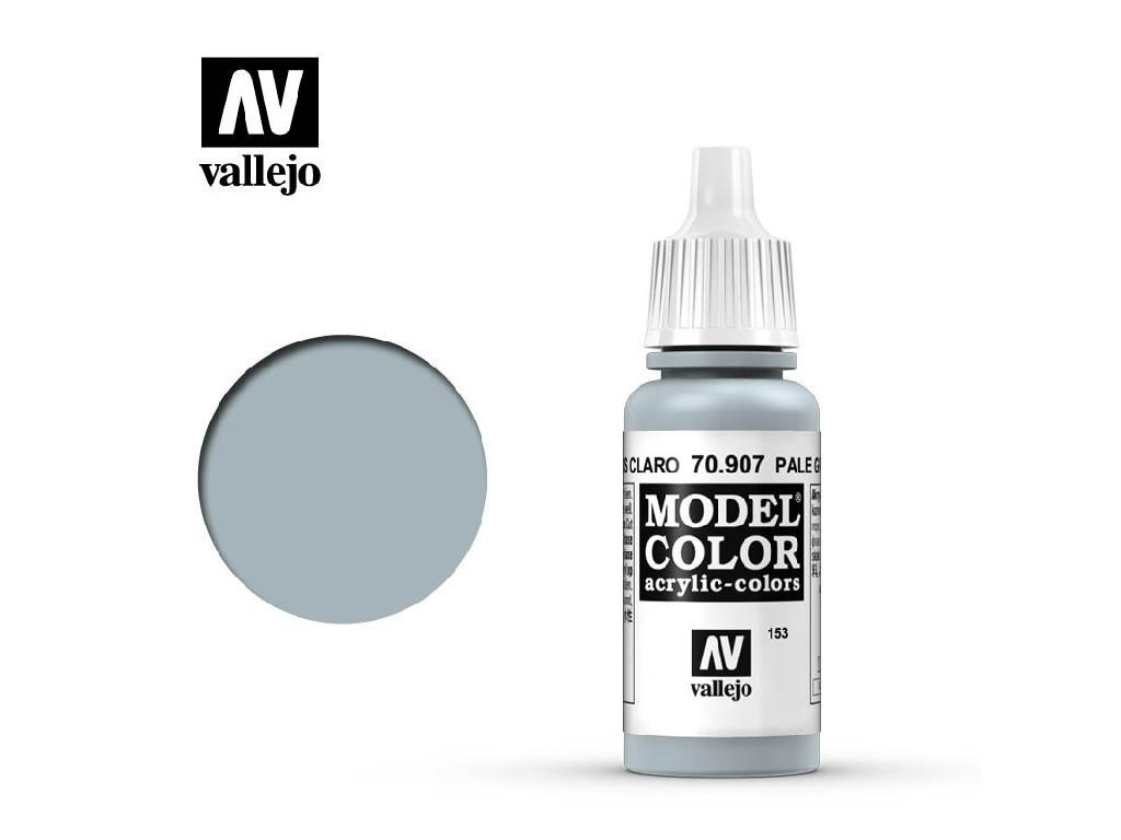 Vallejo Model Color - 153 Pale Greyblue 17 ml. 70907