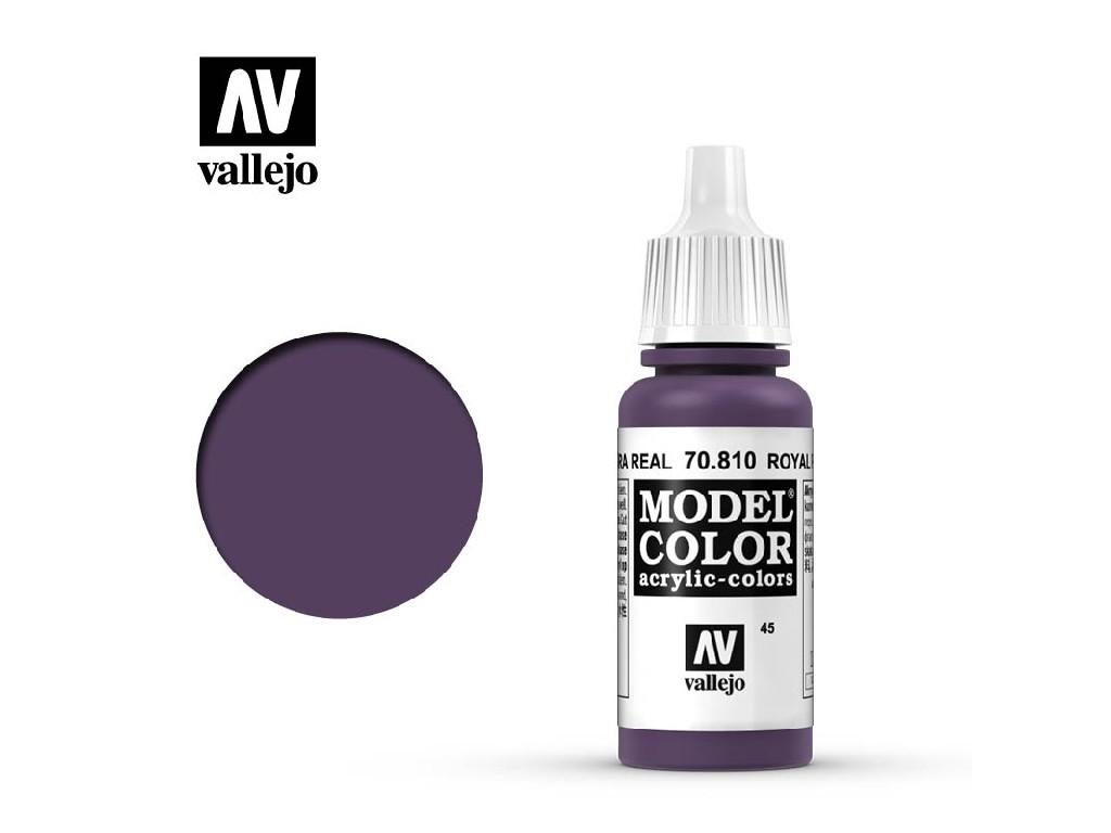 Vallejo - Model Color 45 Royal Purple 17 ml. 70810