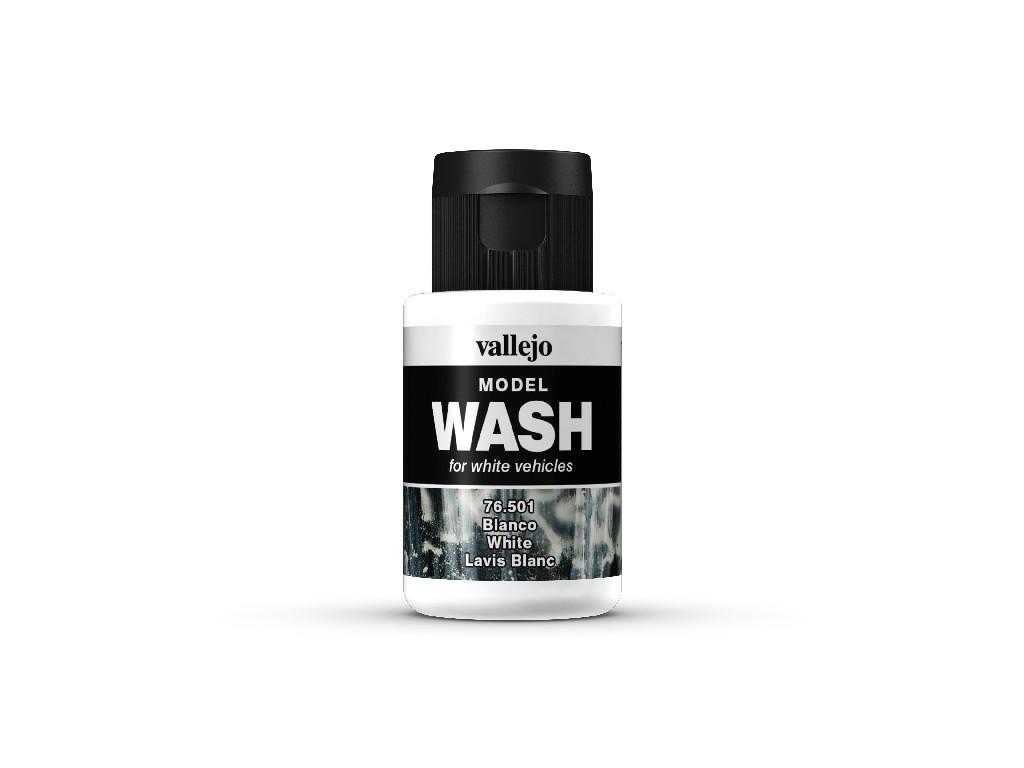 Vallejo Wash - White 76501 35 ml.