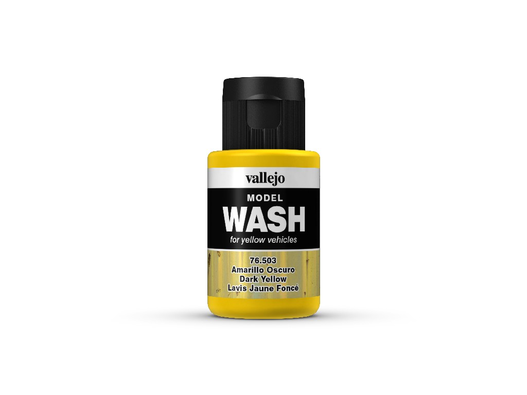 Vallejo Wash - Dark Yellow 76503 35 ml.