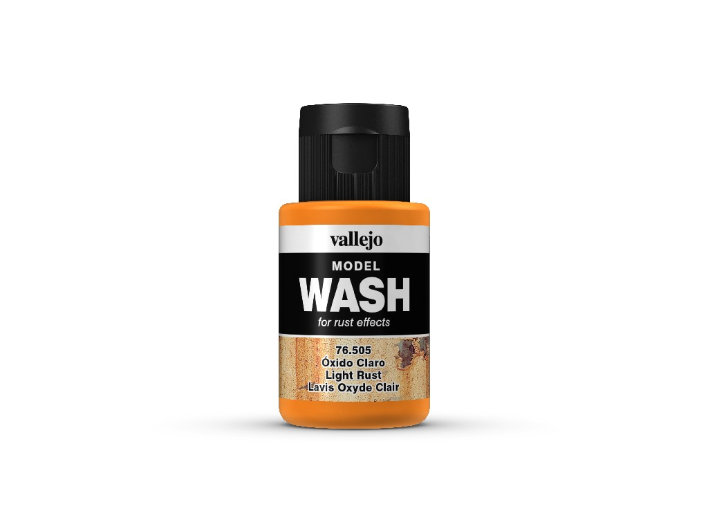 Vallejo Wash - Light Rust 76505 35 ml.