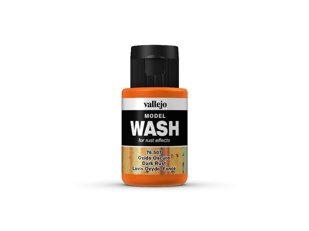 Vallejo Wash - Dark Rust 76507 35 ml.