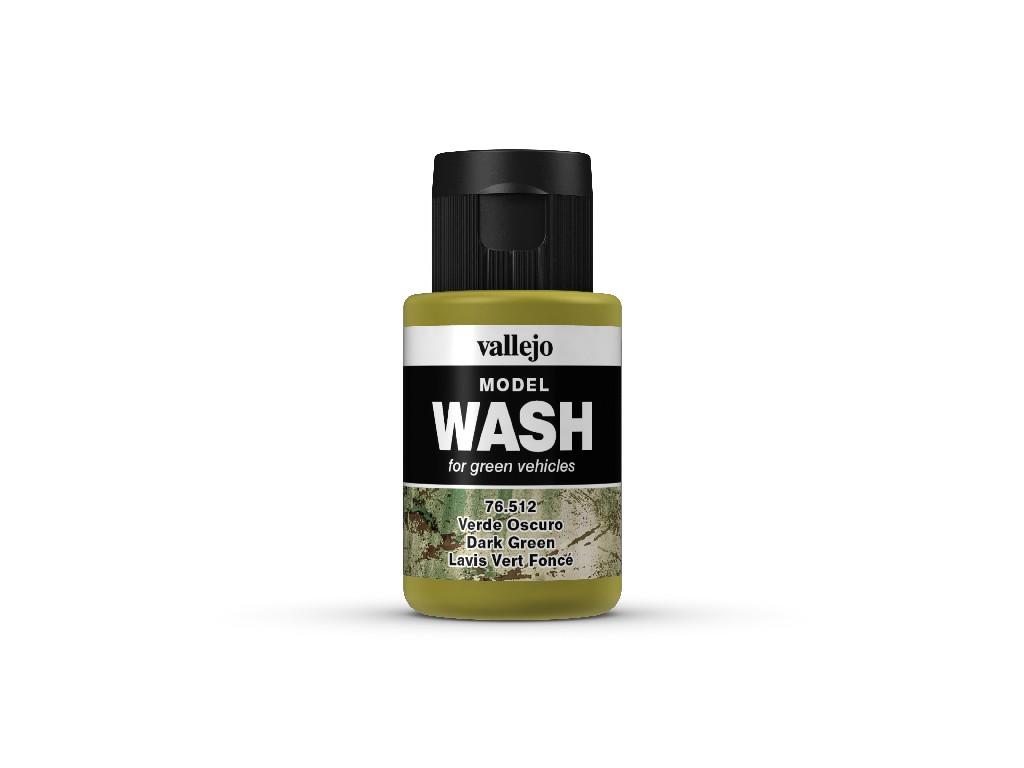 Vallejo Wash - Dark Green 76512 35 ml.