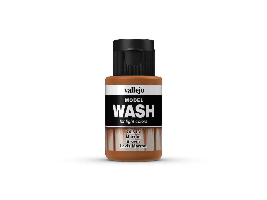 Vallejo Wash - Brown 76513 35 ml.