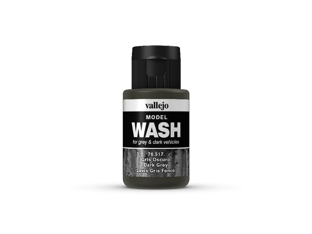 Vallejo Wash - Dark Grey 76517 35 ml.