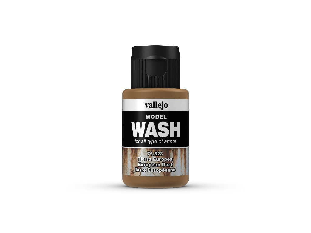 Vallejo Wash - European Dust 76523 35 ml.