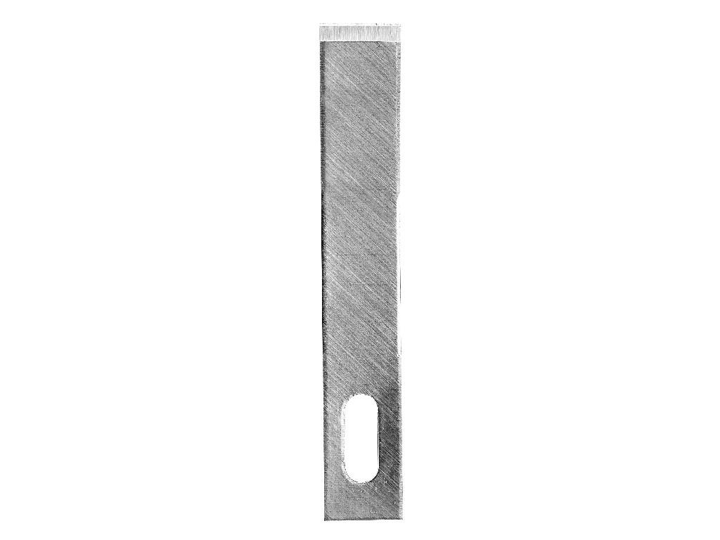 Vallejo Náradie - Sada 5 ks nožov č.17 - pre rukoväť č.1 T06004