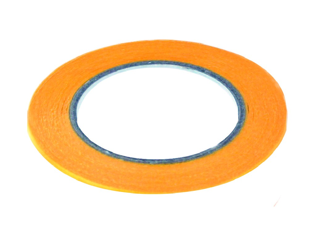 Vallejo Náradie - Maskovacia páska 1mmx18m - 2 ks T07002