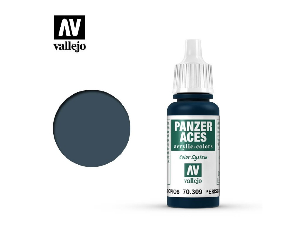 Vallejo Panzer Aces - Periscopes 70309 17 ml.