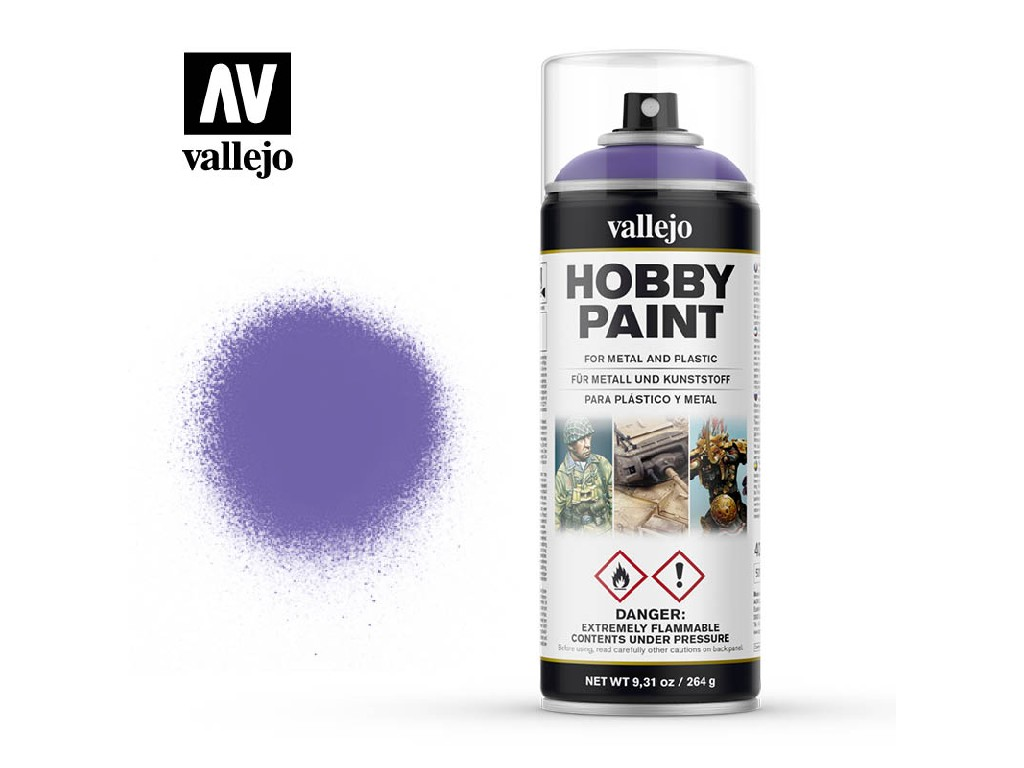 Vallejo Sprej - Alien Purple 28025 400 ml.