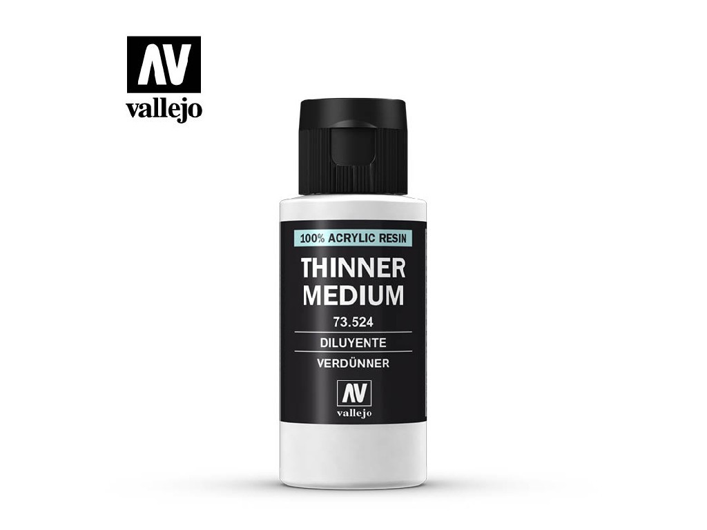 Vallejo  - Model Color Thinner 73524 60 ml.