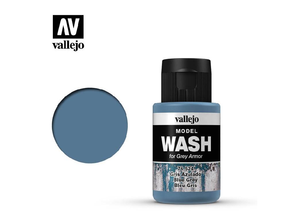 Vallejo - Model Wash 76524 Blue Grey 35 ml.