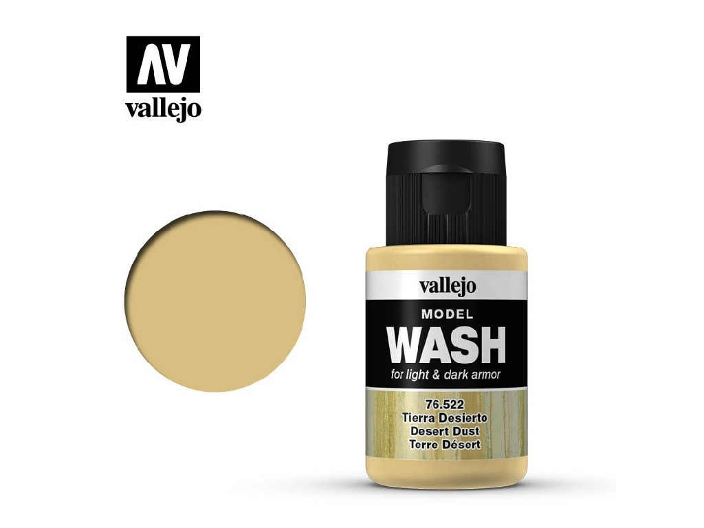 Vallejo - Model Wash 76522 Desert Dust 35 ml.
