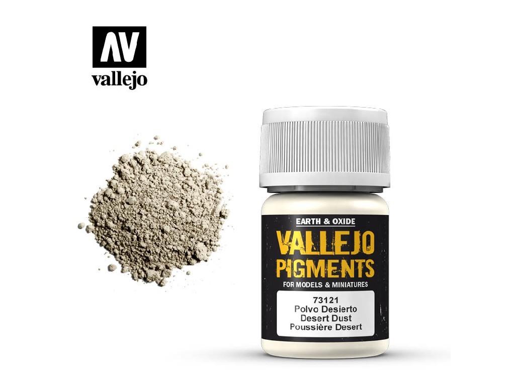 Vallejo - Pigmenty 73121 Desert Dust 35 ml.