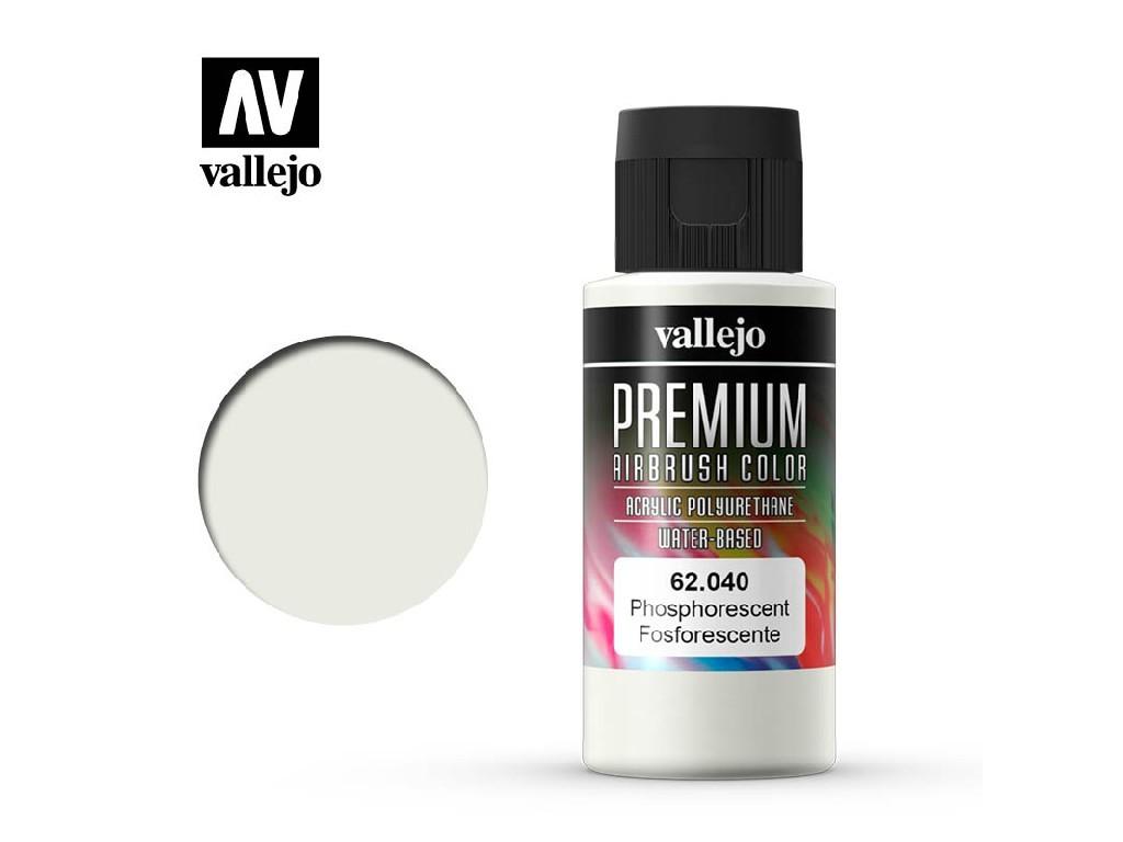 Vallejo - Premium Color 62040 Phosphorescent 60 ml.