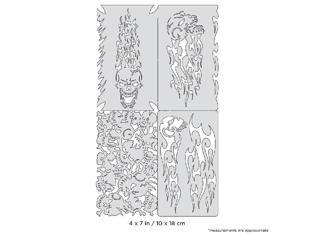 Artool FH NS 1  Craig Fraser - Skullophenia Nanos Template