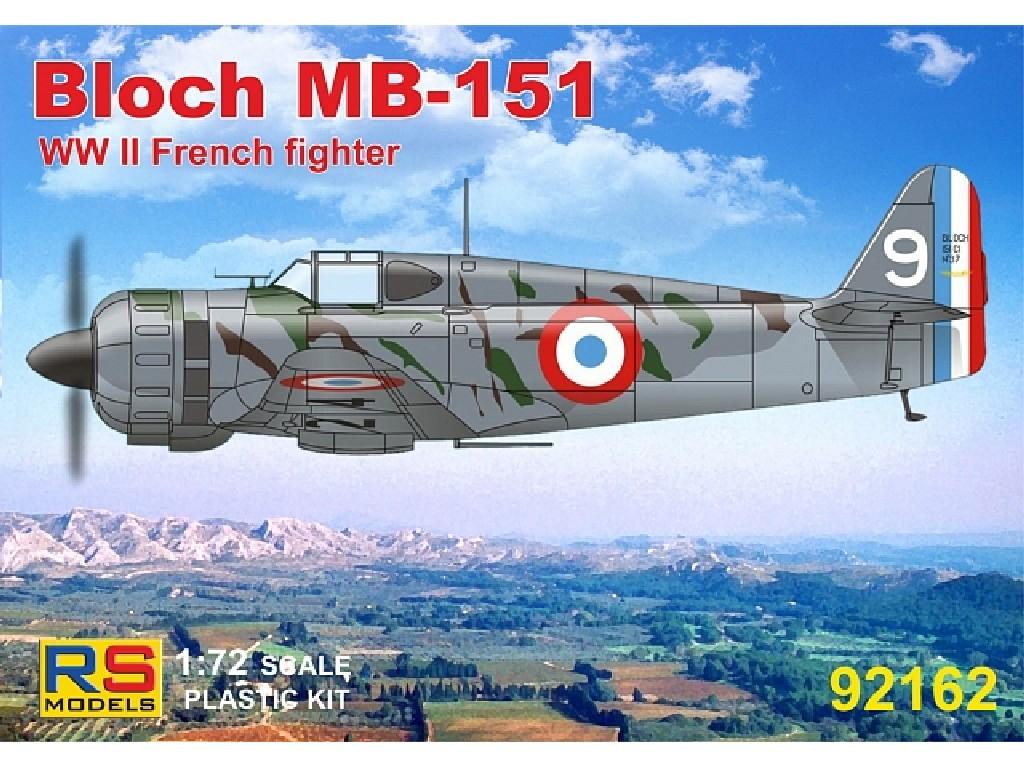 1/72 Bloch MB-151