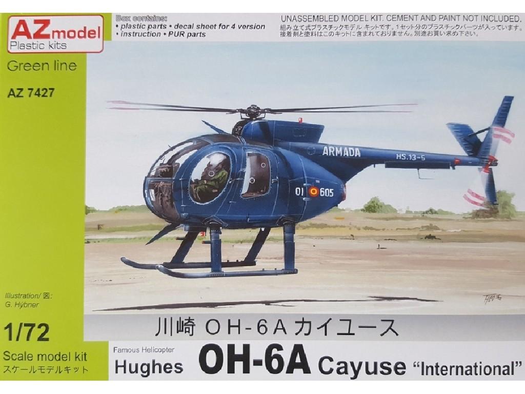 1/72 OH-6A International