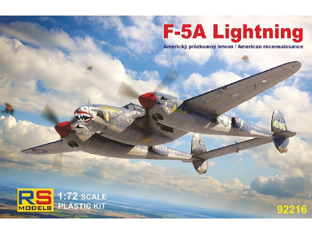 1/72 F-5A Lightning