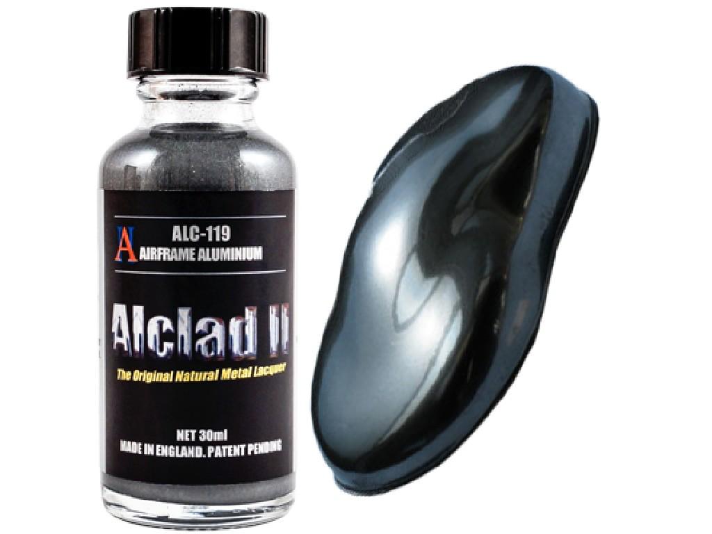 Alclad II - Airframe Aluminium - 30ml