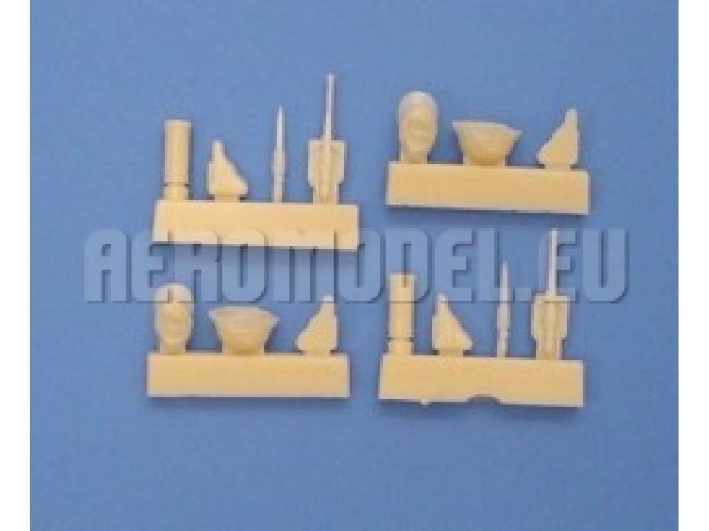 Aires - F3008 - German accessories WWII for x kit 1:35