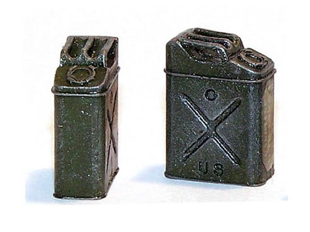 1/35 U.S.Gas can – WWII