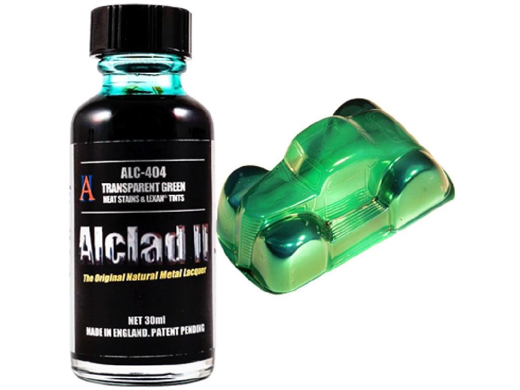 Alclad II - Transparent Green - 30ml