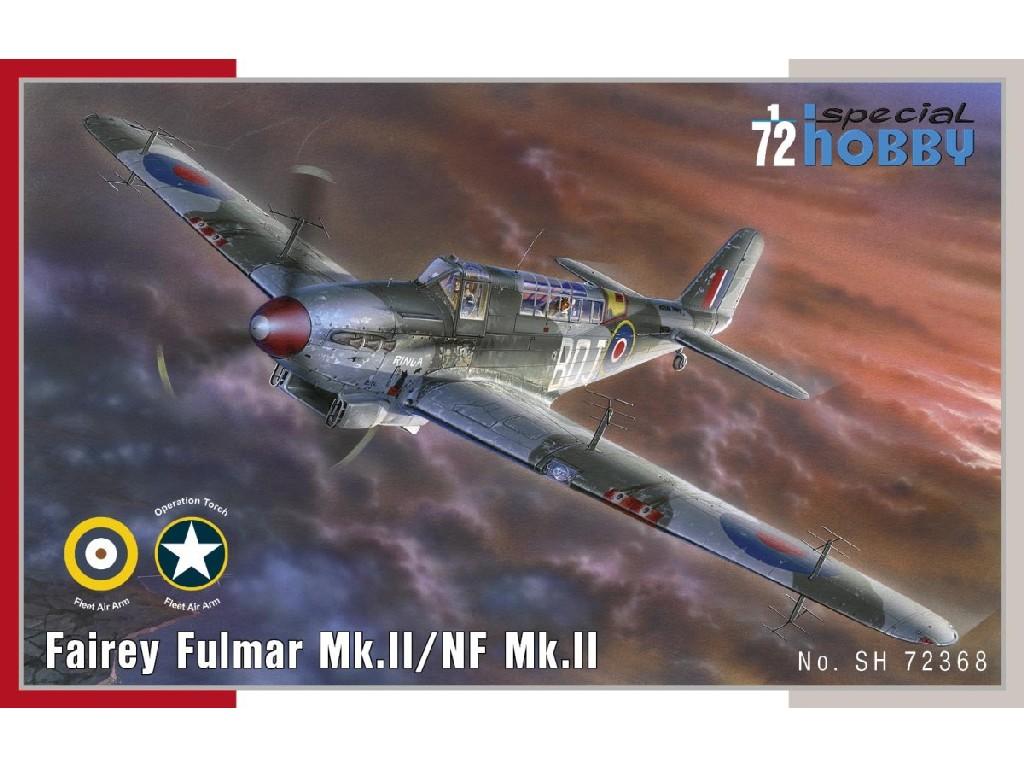 1/72 Fairey Fulmar Mk.II/NF Mk.II