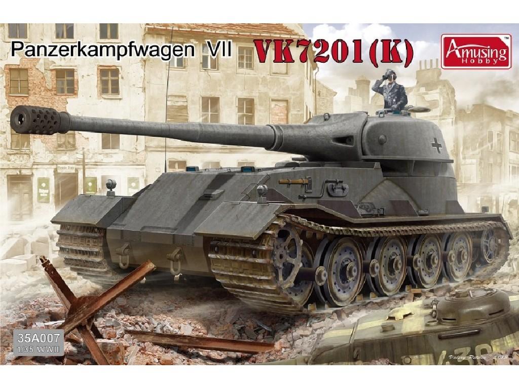 1/35 Panzerkampfwagen VK72.01(K)