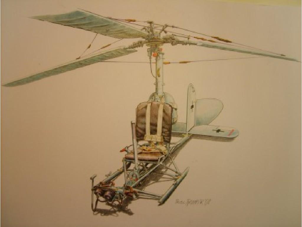 Fly Model - 48003 - Fa 330 1:48