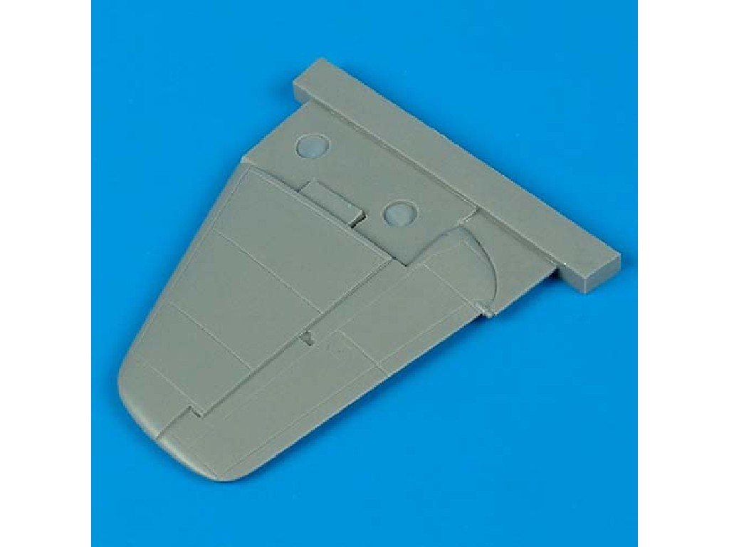 1/72 Junkers Ju 88G correct tail fin