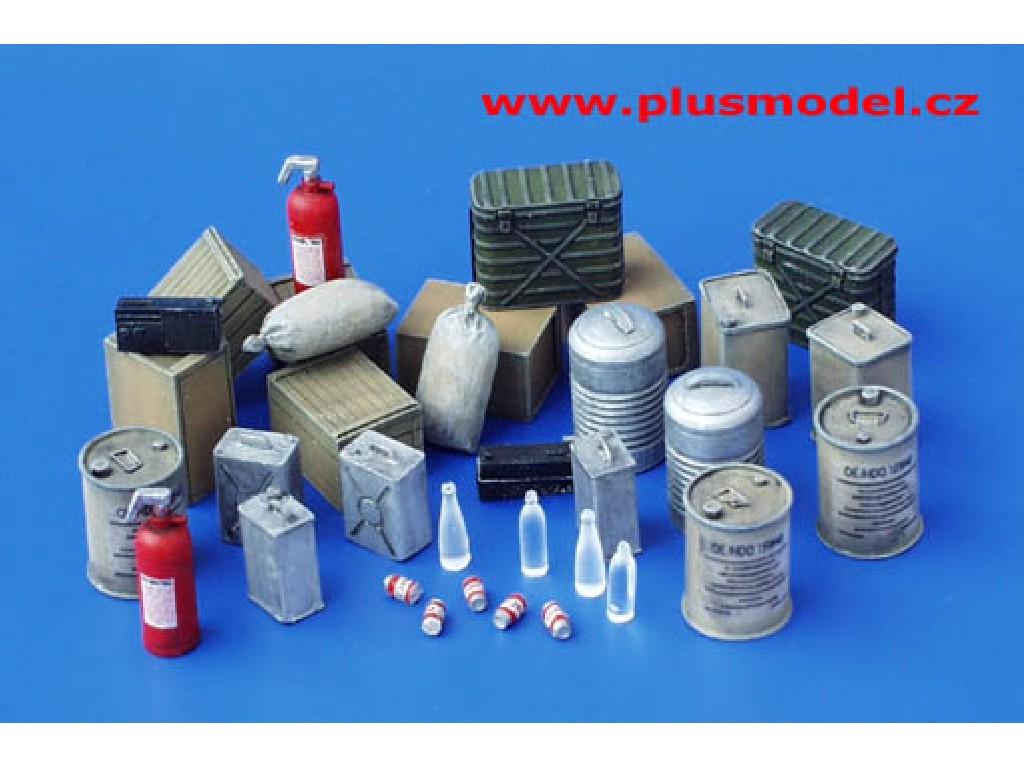 1/35 U.S. common equipment (Viet-Nam)