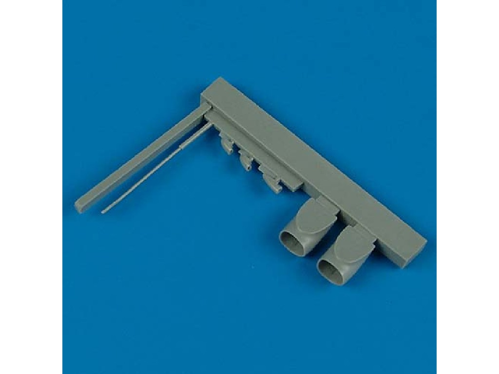 1/48 Ta 154 Air intakes and pitot tube