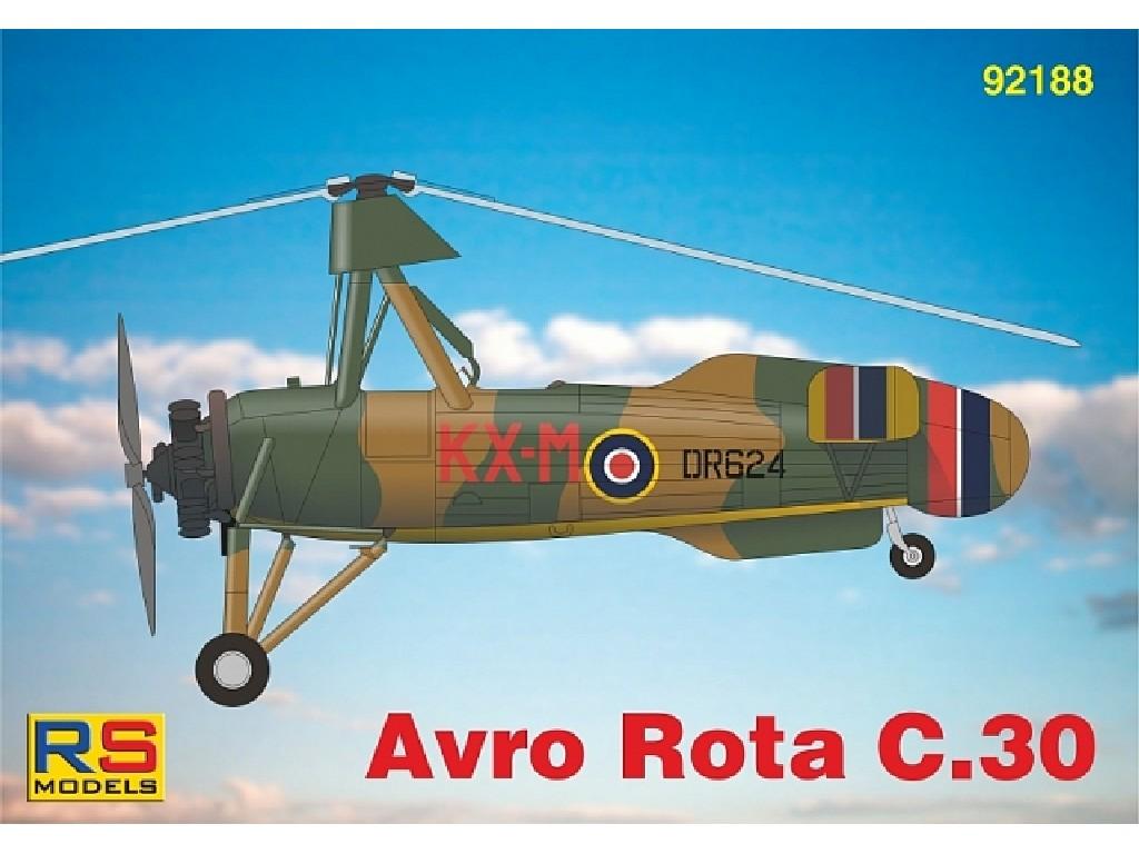 1/72 Avro Rota C.30A