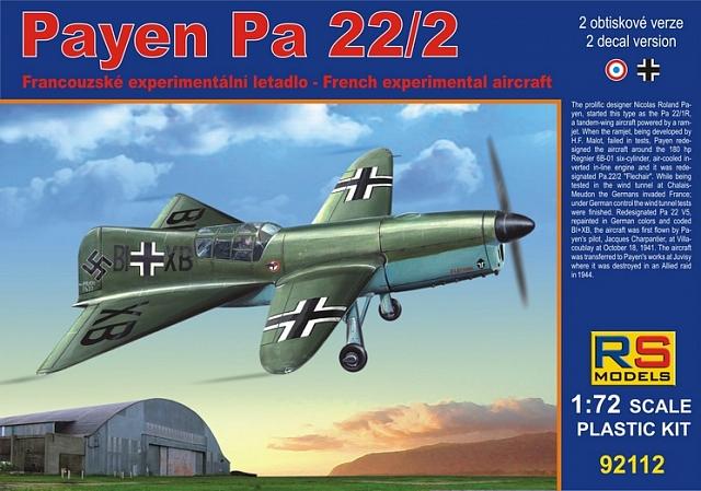 1/72 Payen Pa.22