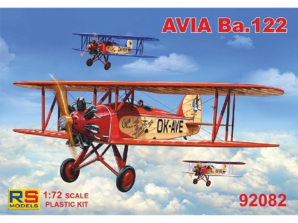 1/72 Avia B-122