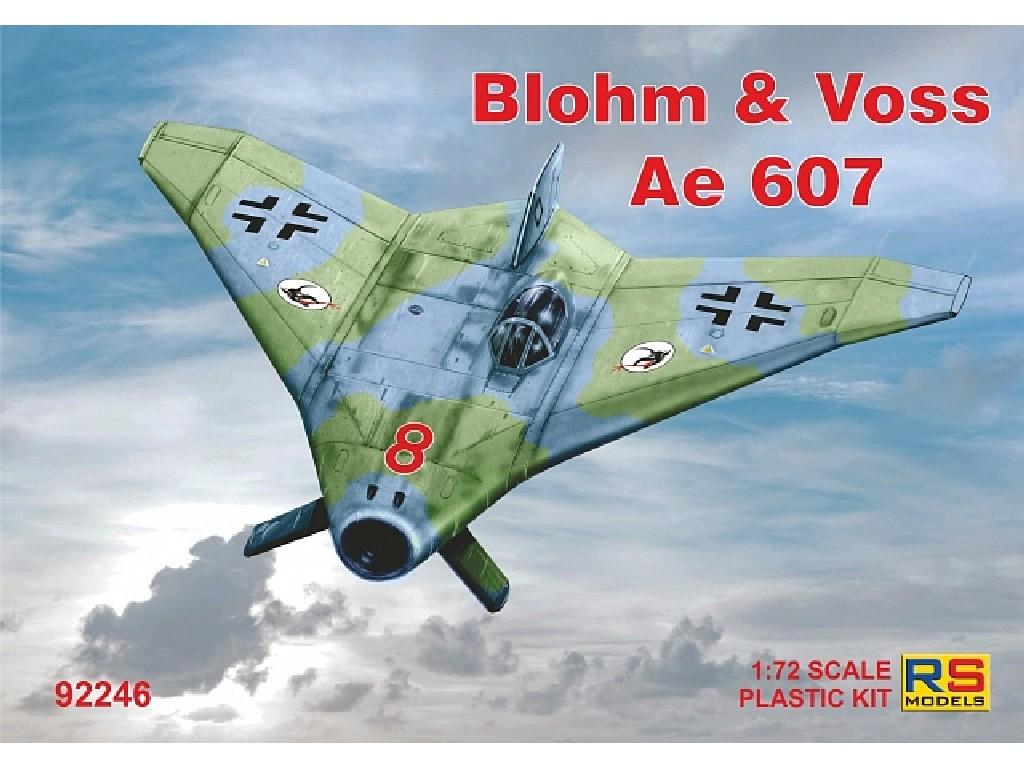 1/72 Blohm & Voss Ae 607