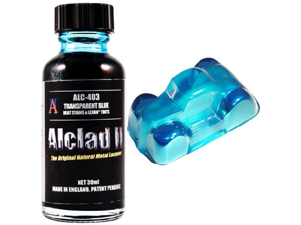 Alclad II - Transparent Blue - 30ml