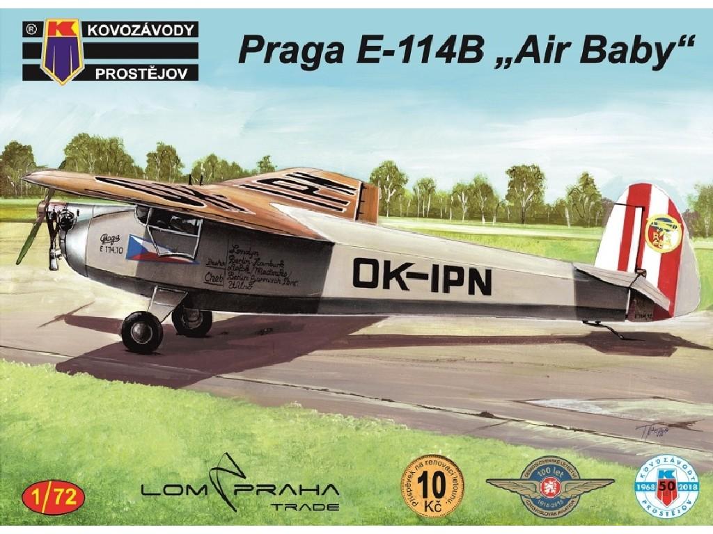 1/72 Praga E-114B Air Baby