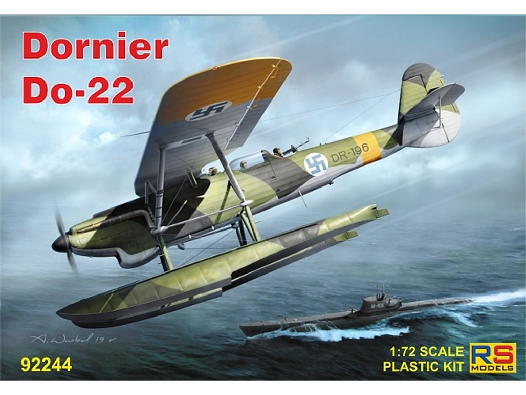 1/72 Dornier Do 22