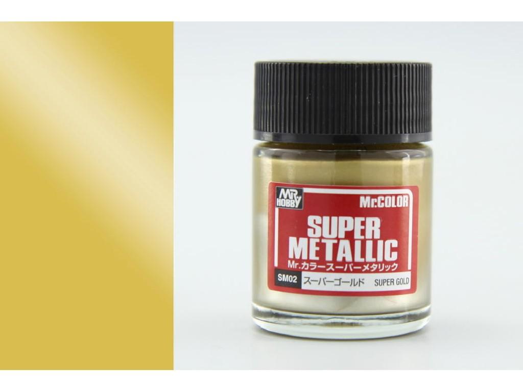 Super Gold - Zlatá (SUPER METALLIC)