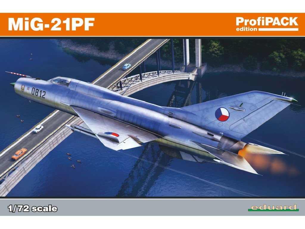 1/72 MiG-21PF