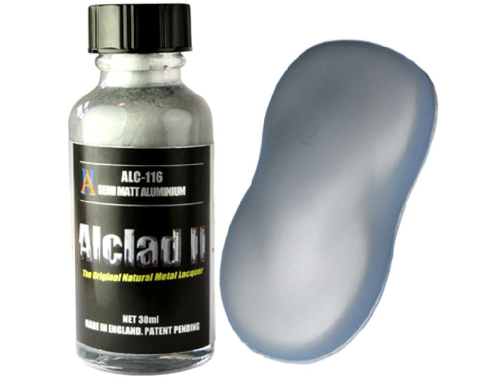 Alclad II - Semi Matt Aluminium - 30ml