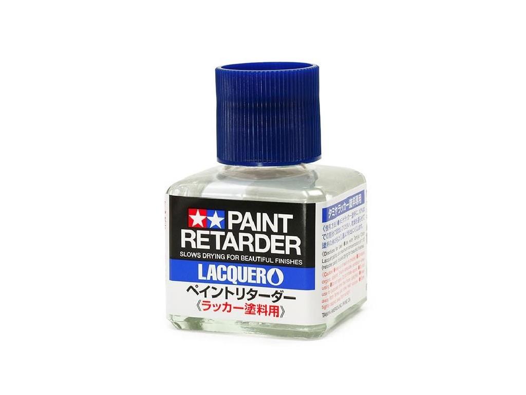 Tamiya Paint Retarder (Lacquer) - zpomalovač schnutí